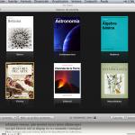 Mi primer libro de texto interactivo para el iPad hecho con iBooks Author para Mac OSX