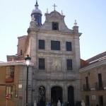 Visita virtual a la Iglesia del Sacramento o Catedral Castrense de Madrid a través de fotos esféricas