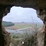 Visita virtual a las cuevas de la punta del Cerro de La Guardia (Toledo) a través de fotos esféricas