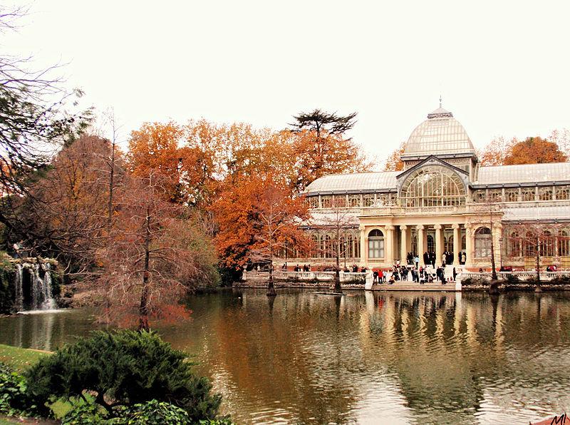 Visita Virtual Al Palacio De Cristal Del Retiro A Trav S De Fotos Esf Ricas Blog Panor Mico