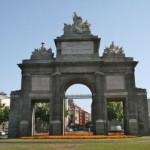 Visita virtual a la Puerta de Toledo en Madrid a través de fotos esféricas y panorámicas de 360º