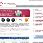 www.000webhost.com, un excelente hosting gratuito con cpanel incluído basado en LAMP (Linux, Apache, PHP y Mysql)