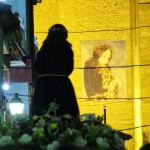 La subida del Santo Niño a la Iglesia en La Guardia (Toledo)